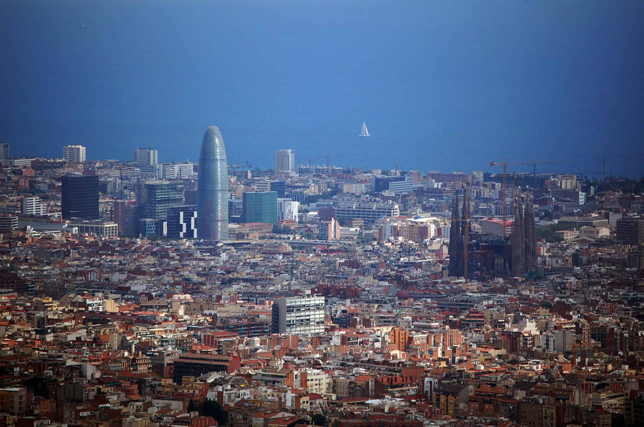 Barcelona pisos casas lujo