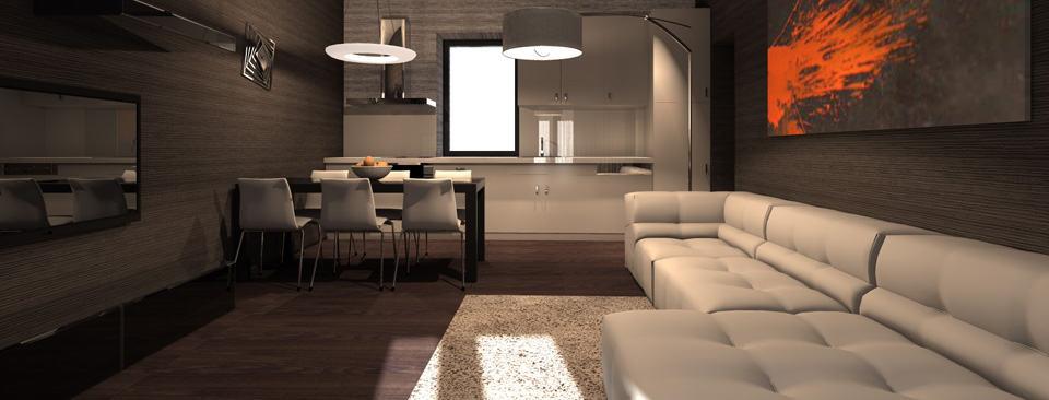 Diseño de Interiores Barcelona contra el Canon