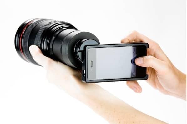 Canon y Nikon no llaman por teléfono