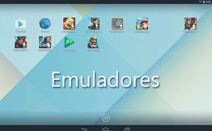 ¿Cómo descargar juegos de Android en pc?
