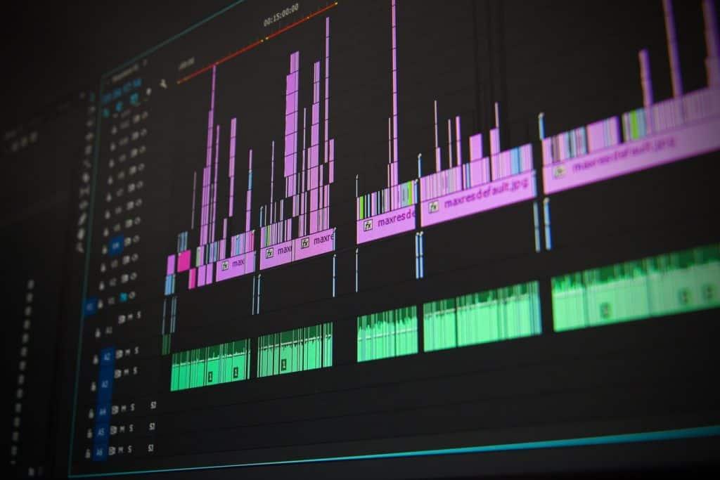 Edicion y producción de video