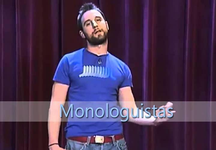 monologuistas de youtube