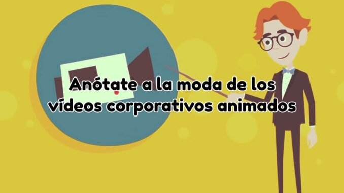 moda videos coporativos animados