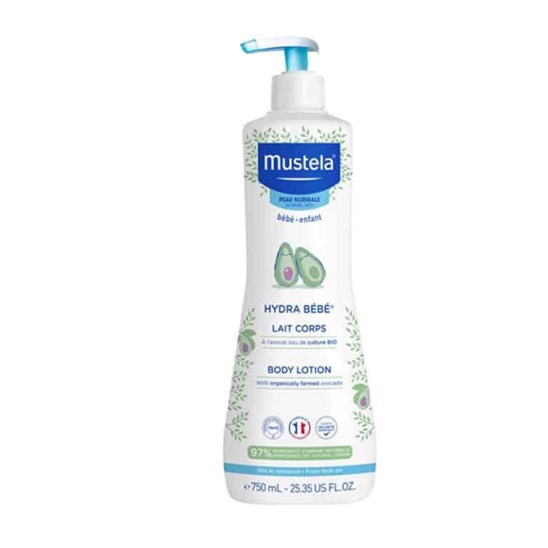 Hydra Bebé crema facial con Aguacate Bio