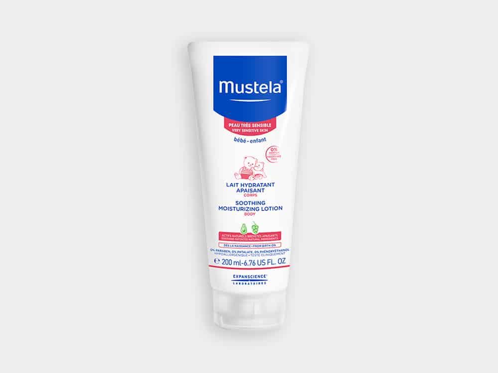 Mustela Leche Hidratante Confortable Piel Sensible